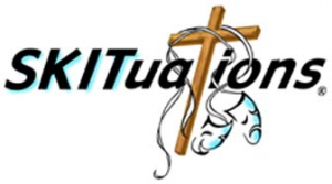 The SKITuations logo.
