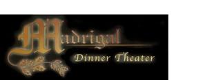 Christmas Madrigal Dinner Theater logo.