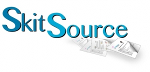 The SkitSource logo.