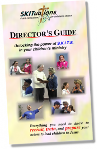 An image of the SKITuations Director's Guide.