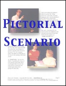 Pictorial Scenario icon