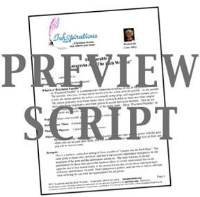 Preview Script icon