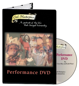 God's Masterpiece Preview DVD
