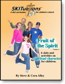 Vol. 6 - Fruit of the Spirit